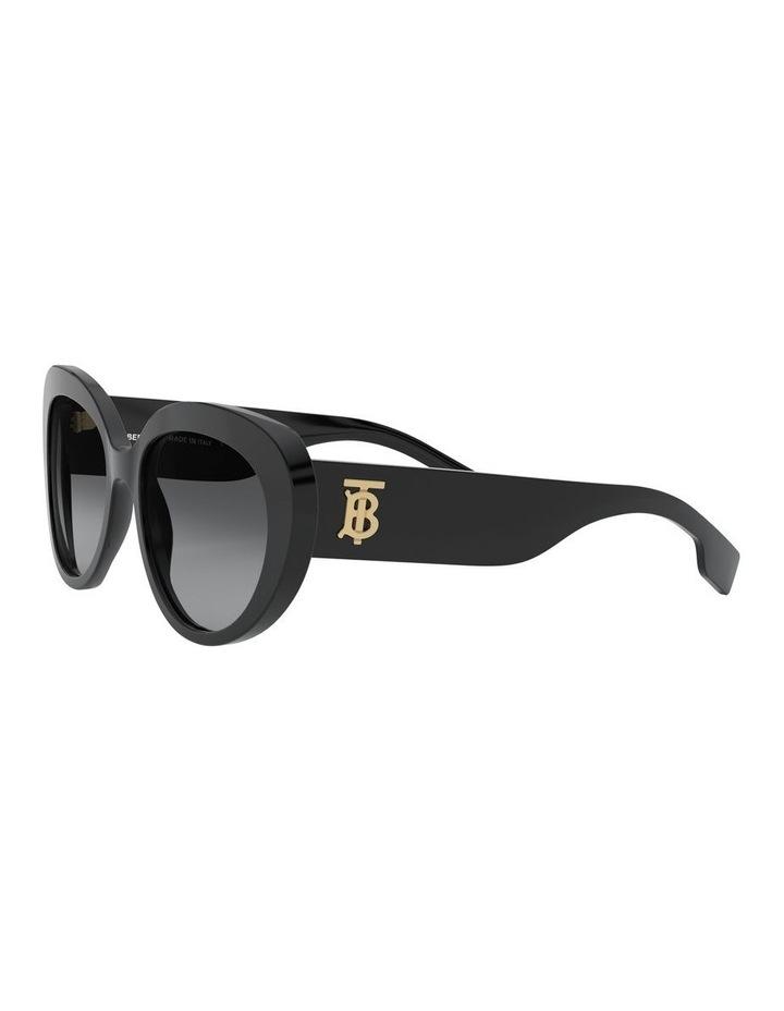 P Grey Oversized Sunglasses 0BE4298 1526407001 image 3
