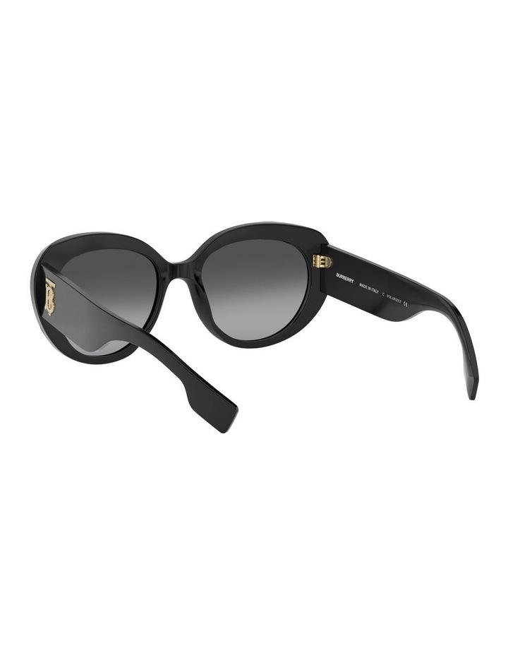 P Grey Oversized Sunglasses 0BE4298 1526407001 image 6