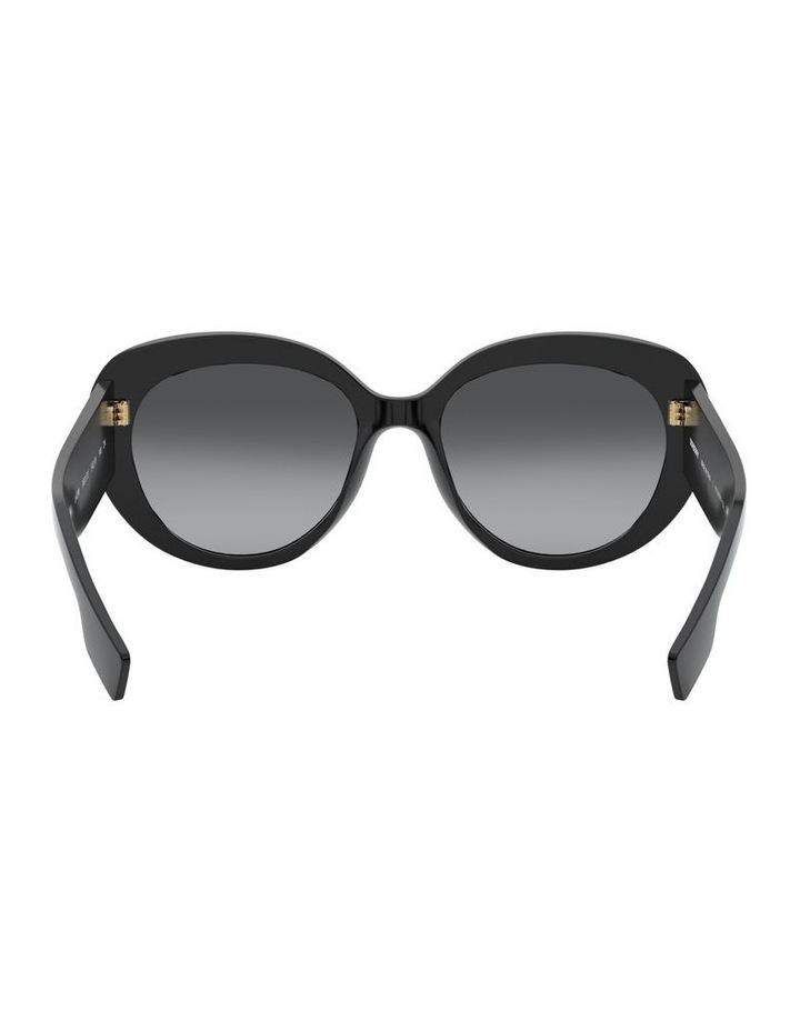 P Grey Oversized Sunglasses 0BE4298 1526407001 image 7