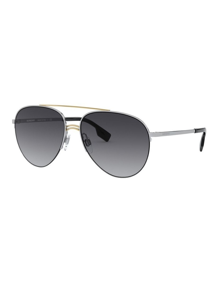 Grey Aviator Sunglasses 0BE3113 1527834004 image 1