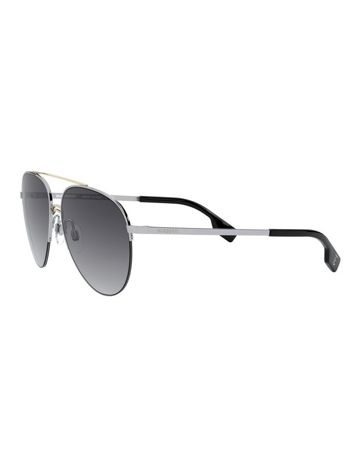 Grey Aviator Sunglasses 0BE3113 1527834004 image 3