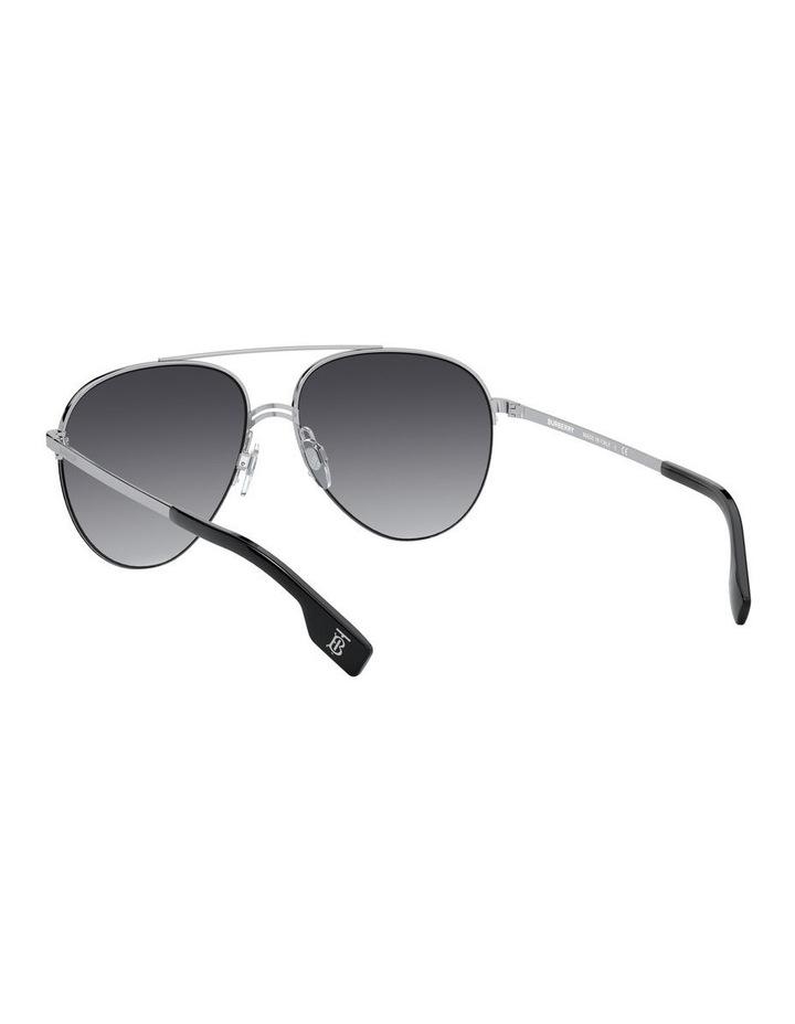 Grey Aviator Sunglasses 0BE3113 1527834004 image 6