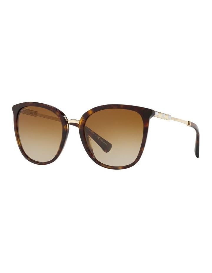 Brown Square Sunglasses 0BV8205KB 1519449001 image 1