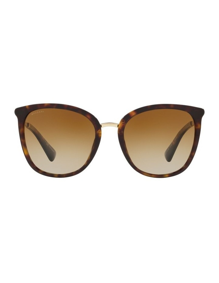 Brown Square Sunglasses 0BV8205KB 1519449001 image 2