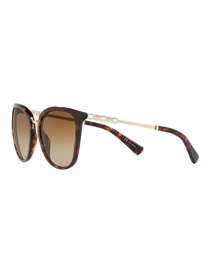 Brown Square Sunglasses 0BV8205KB 1519449001 image 3