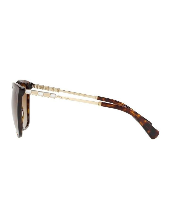 Brown Square Sunglasses 0BV8205KB 1519449001 image 4