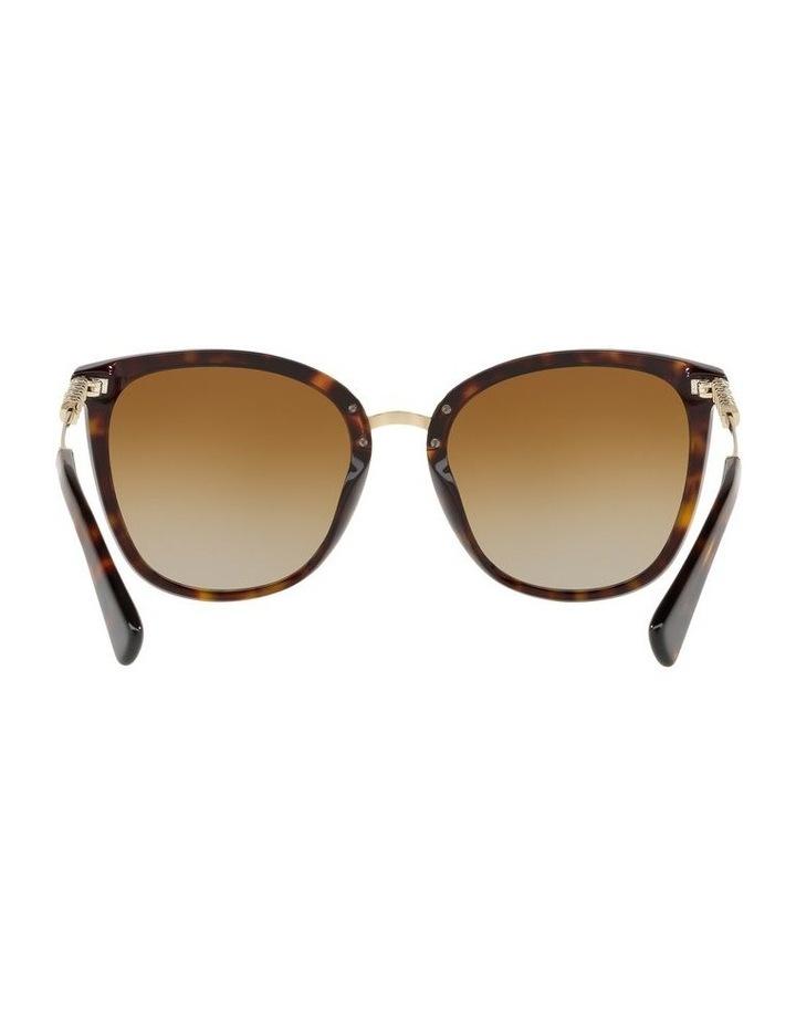 Brown Square Sunglasses 0BV8205KB 1519449001 image 7