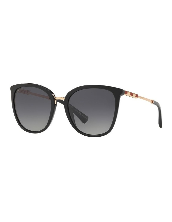 Grey Square Sunglasses 0BV8205KB 1519449002 image 1