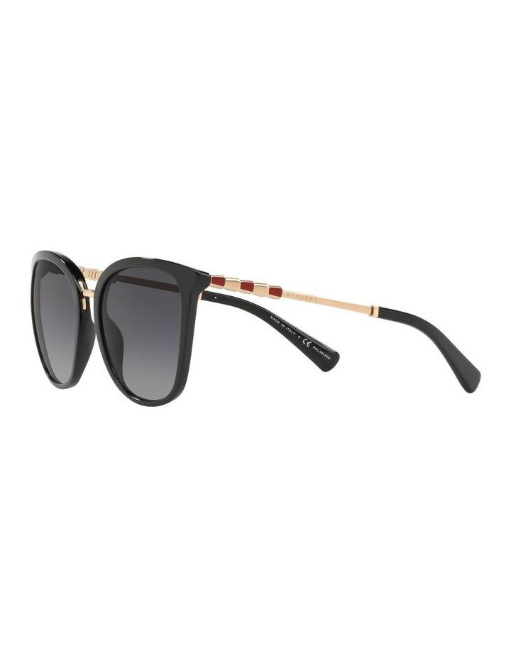 Grey Square Sunglasses 0BV8205KB 1519449002 image 3