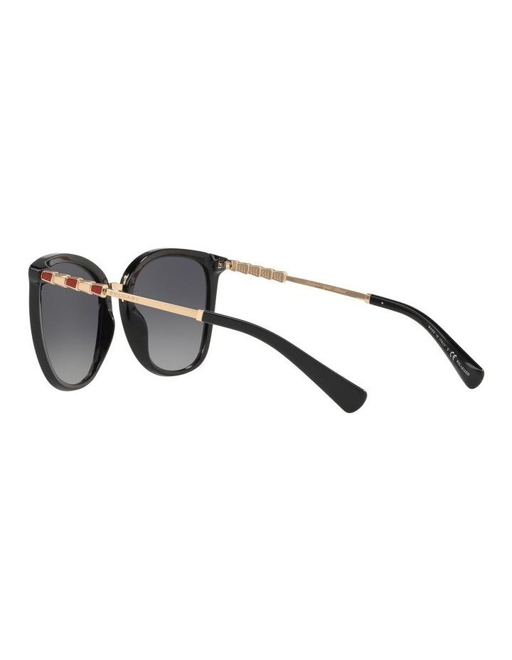 Grey Square Sunglasses 0BV8205KB 1519449002 image 5