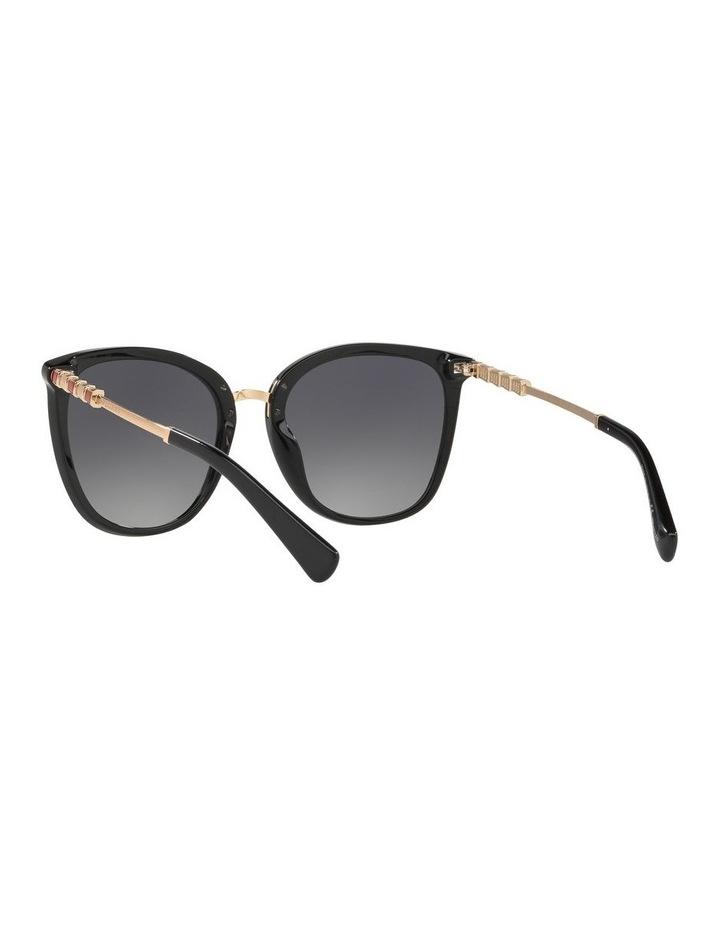 Grey Square Sunglasses 0BV8205KB 1519449002 image 6