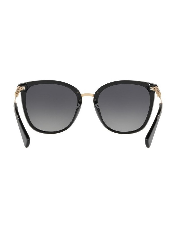 Grey Square Sunglasses 0BV8205KB 1519449002 image 7