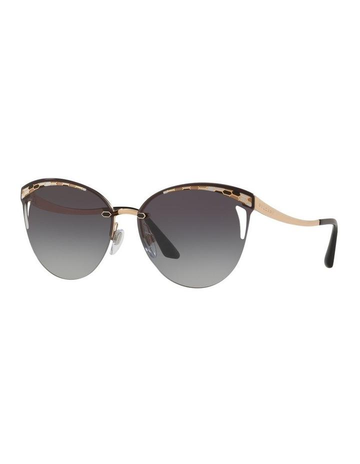 Grey Cat Eye Sunglasses 0BV6110 1521928001 image 1