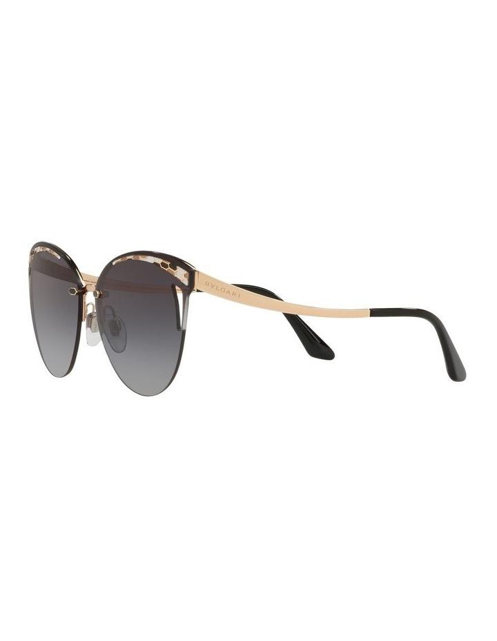 Grey Cat Eye Sunglasses 0BV6110 1521928001 image 3