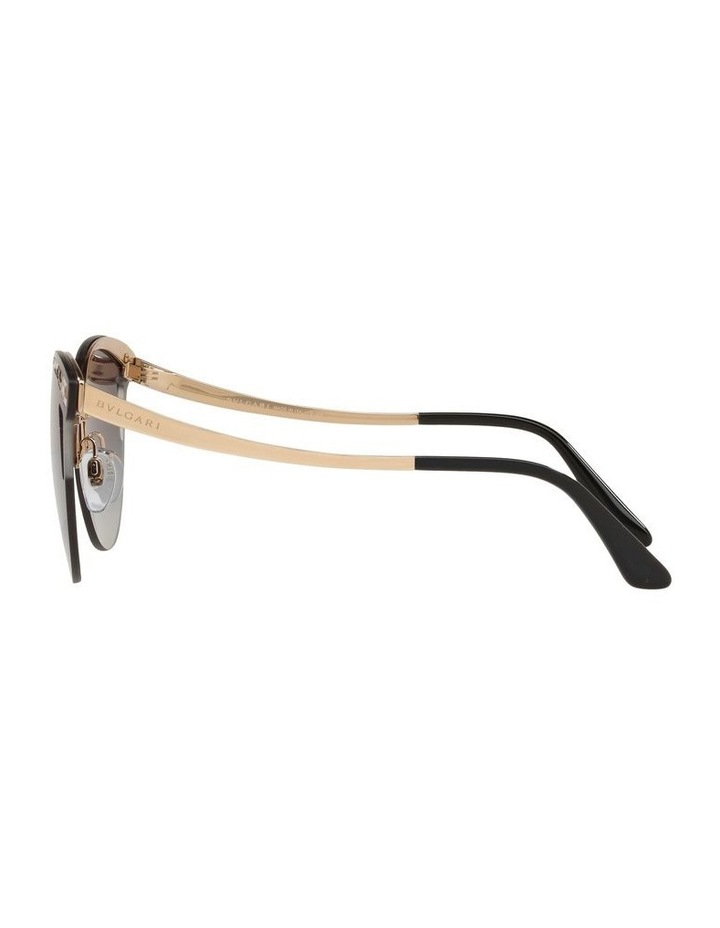 Grey Cat Eye Sunglasses 0BV6110 1521928001 image 4