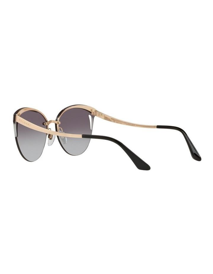 Grey Cat Eye Sunglasses 0BV6110 1521928001 image 5