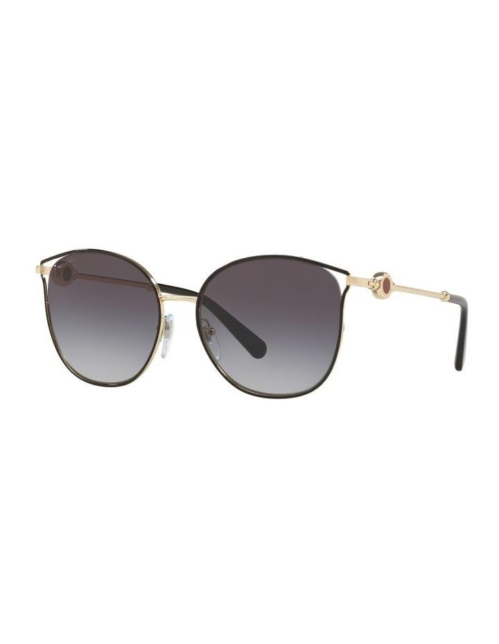 Grey Cat Eye Sunglasses 0BV6114 1522504001 image 1