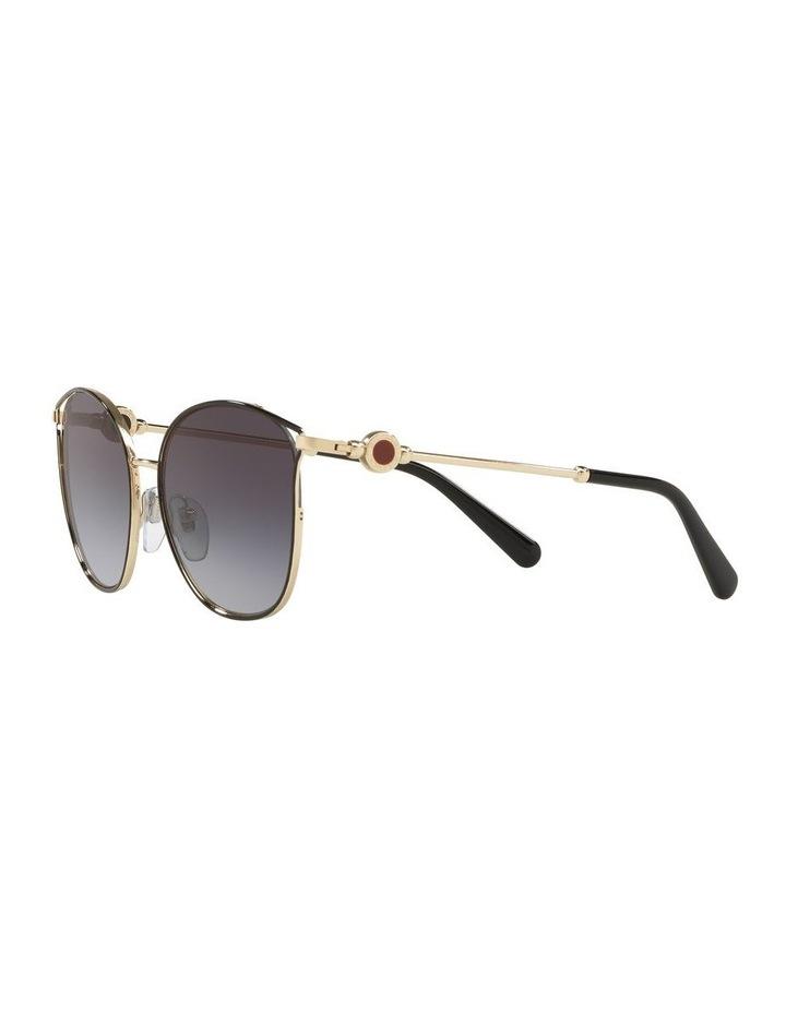 Grey Cat Eye Sunglasses 0BV6114 1522504001 image 3