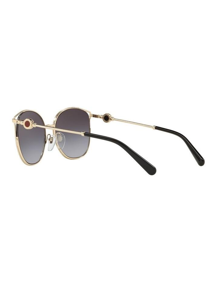 Grey Cat Eye Sunglasses 0BV6114 1522504001 image 5