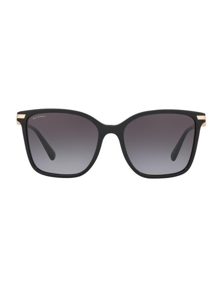 Grey Square Sunglasses 0BV8222 1524555001 image 2