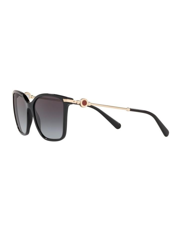 Grey Square Sunglasses 0BV8222 1524555001 image 3