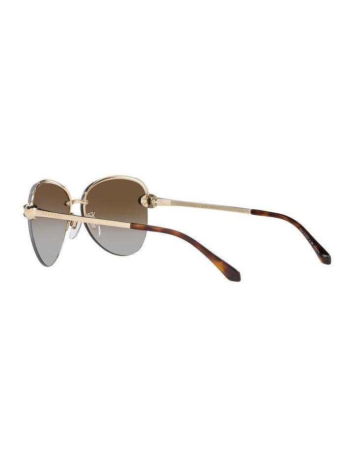 Brown Pilot Sunglasses 0BV6121KB 1524556001 image 5