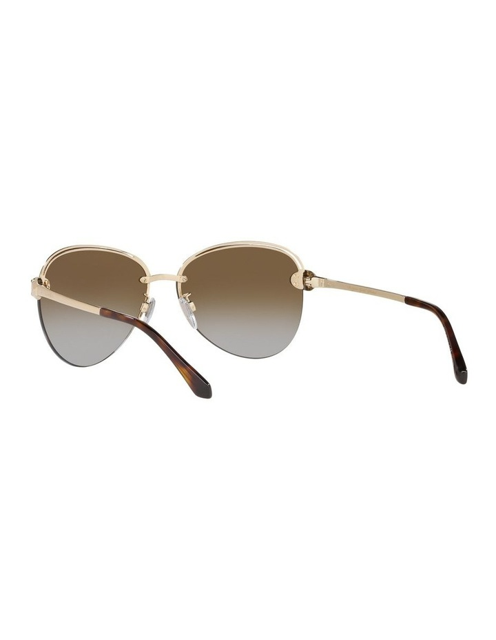 Brown Pilot Sunglasses 0BV6121KB 1524556001 image 6