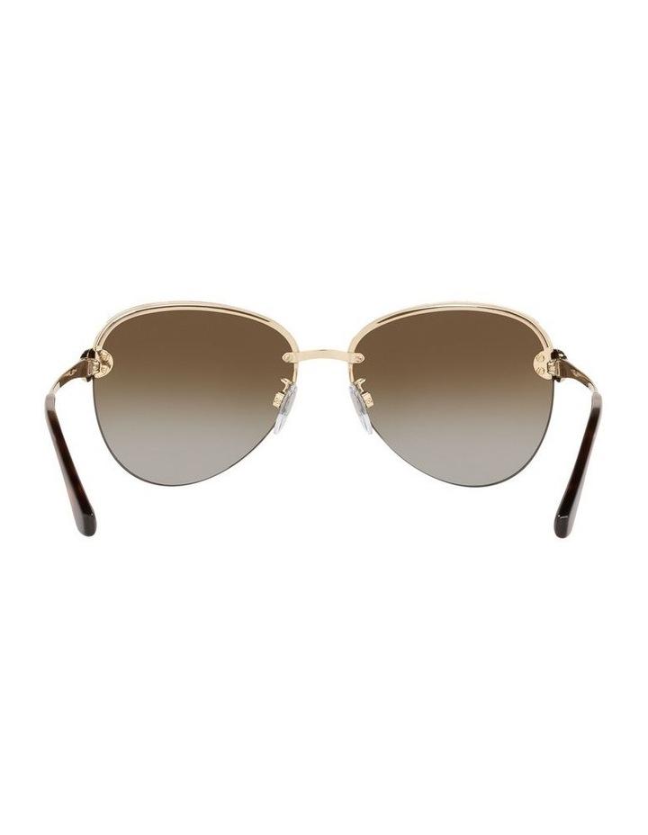 Brown Pilot Sunglasses 0BV6121KB 1524556001 image 7