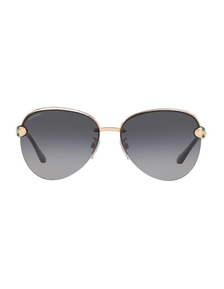 Grey Pilot Sunglasses 0BV6121KB 1524556002 image 2