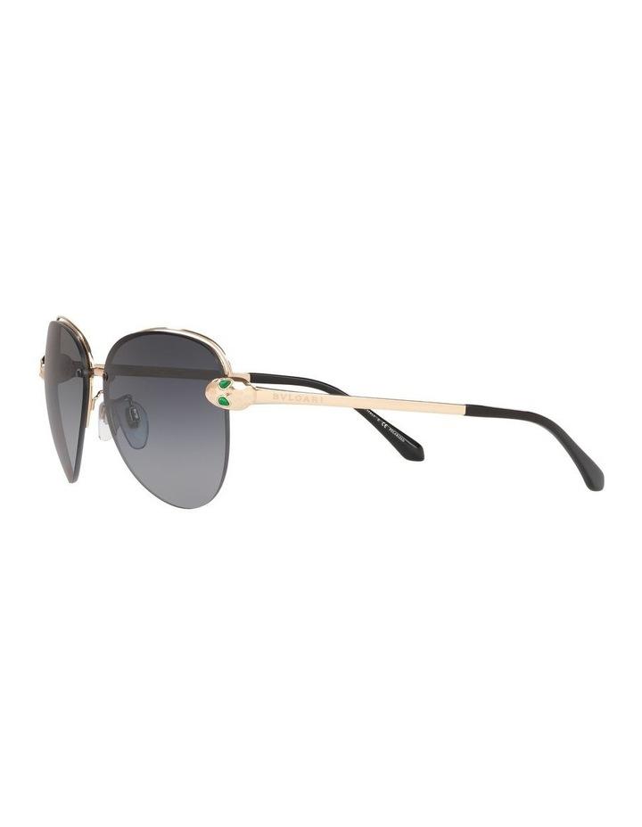 Grey Pilot Sunglasses 0BV6121KB 1524556002 image 3