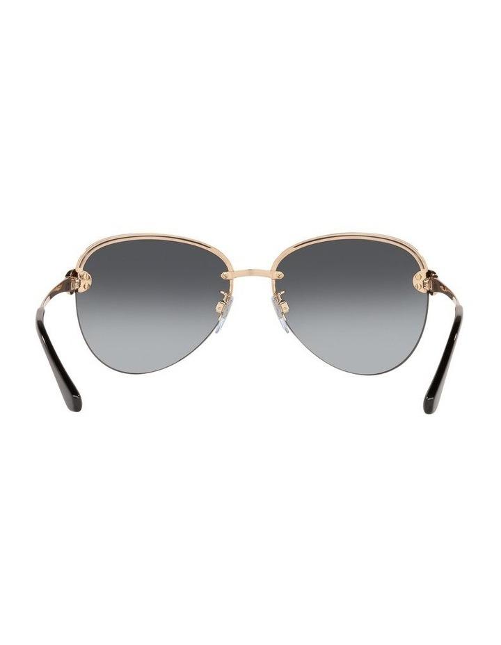 Grey Pilot Sunglasses 0BV6121KB 1524556002 image 7