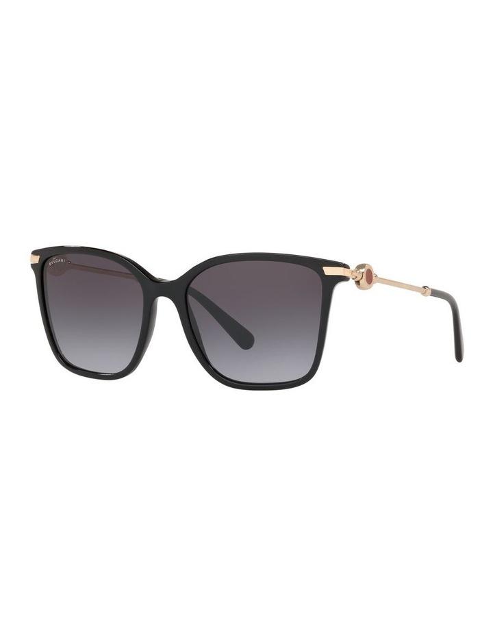 Grey Square Sunglasses 0BV8222F 1524846001 image 1