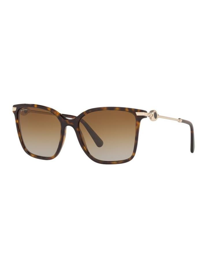 Brown Square Sunglasses 0BV8222F 1524846002 image 1