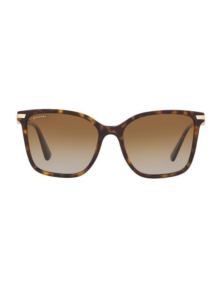 Brown Square Sunglasses 0BV8222F 1524846002 image 2