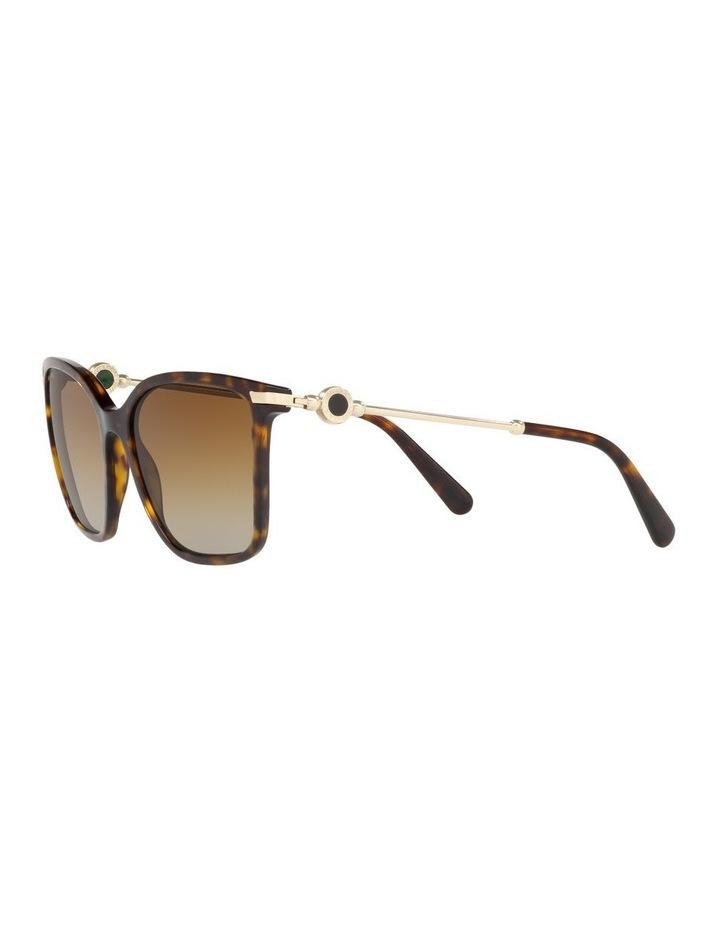 Brown Square Sunglasses 0BV8222F 1524846002 image 3