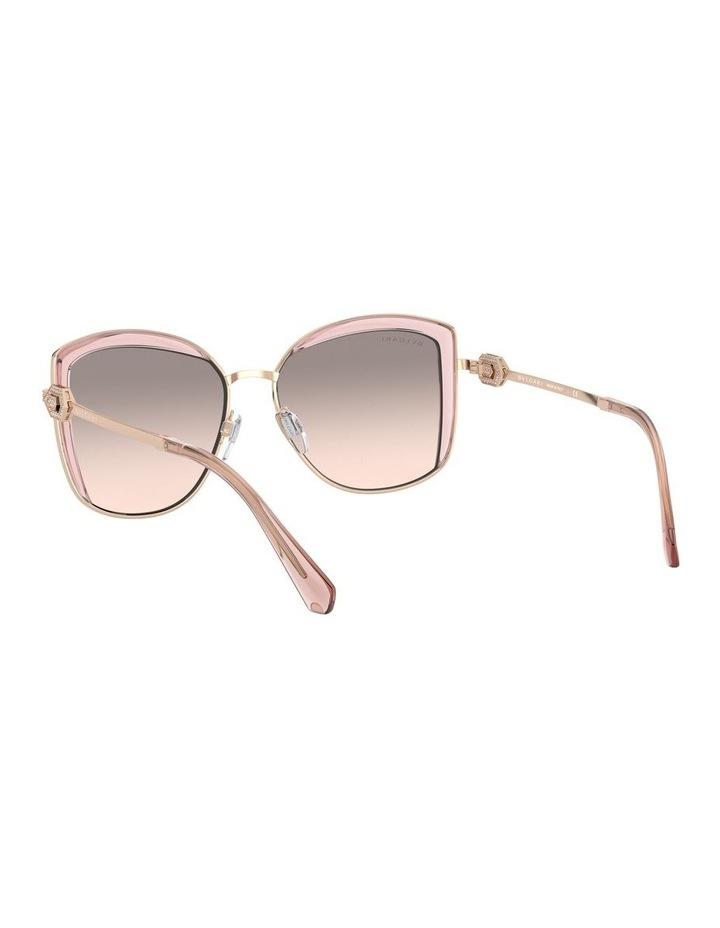 Grey Square Sunglasses 0BV6128B 1526884001 image 6