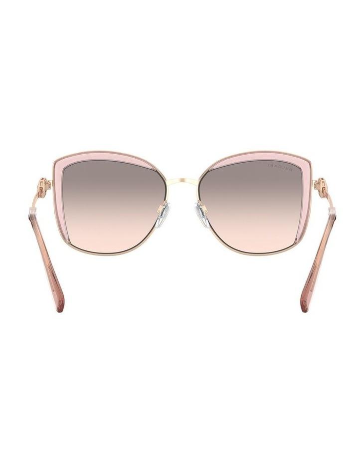 Grey Square Sunglasses 0BV6128B 1526884001 image 7