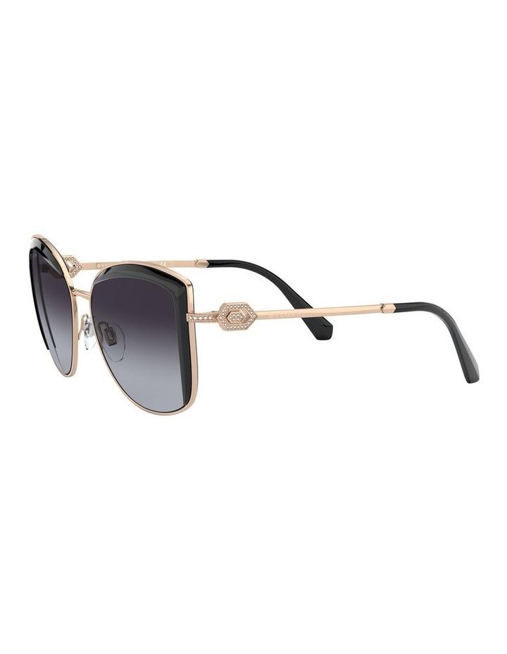 Grey Square Sunglasses 0BV6128B 1526884002 image 3