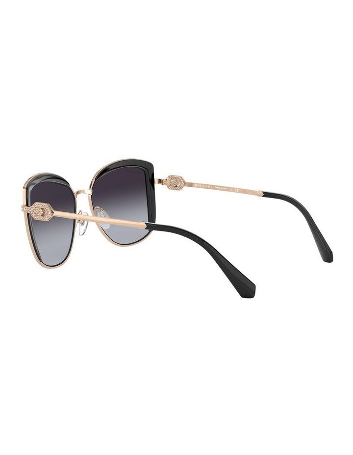 Grey Square Sunglasses 0BV6128B 1526884002 image 5