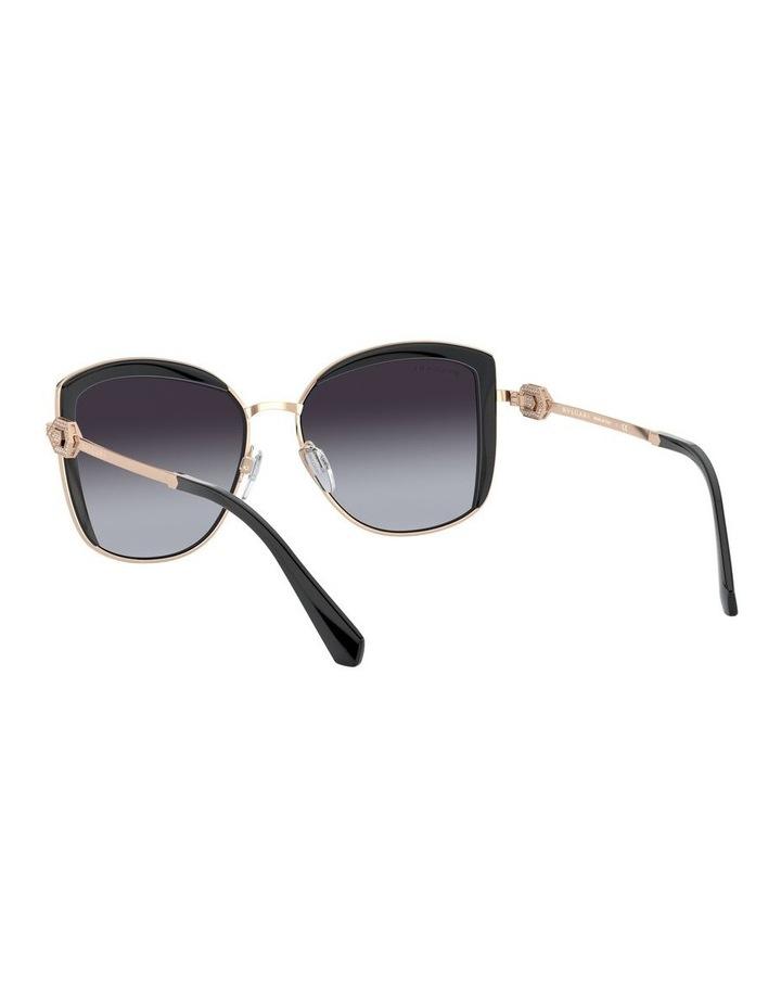 Grey Square Sunglasses 0BV6128B 1526884002 image 6