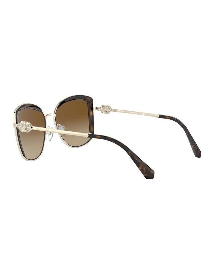 Brown Square Sunglasses 0BV6128B 1526884003 image 5