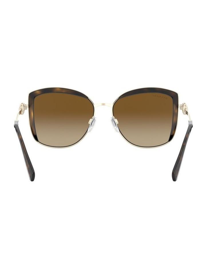 Brown Square Sunglasses 0BV6128B 1526884003 image 7