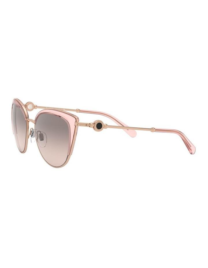 Grey Cat Eye Sunglasses 0BV6133 1526885001 image 3