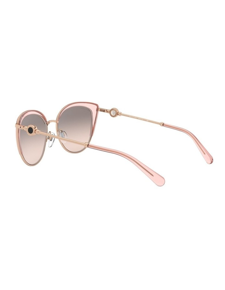 Grey Cat Eye Sunglasses 0BV6133 1526885001 image 5