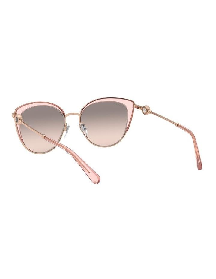 Grey Cat Eye Sunglasses 0BV6133 1526885001 image 6