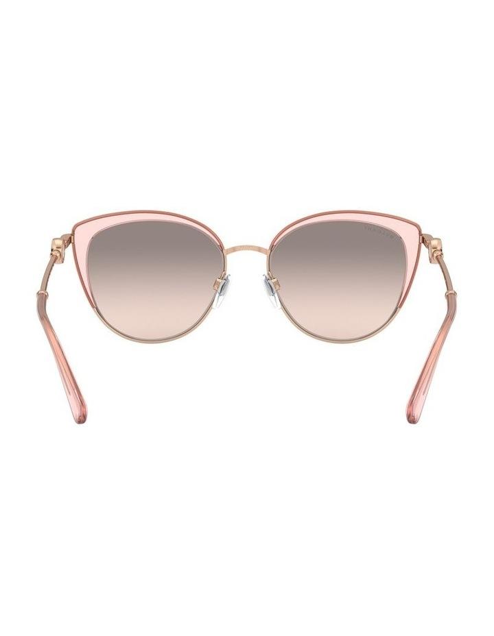 Grey Cat Eye Sunglasses 0BV6133 1526885001 image 7