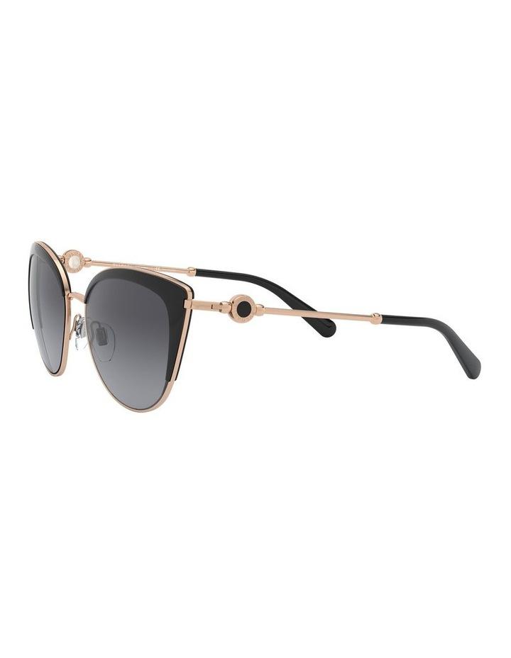 Grey Cat Eye Sunglasses 0BV6133 1526885002 P image 3