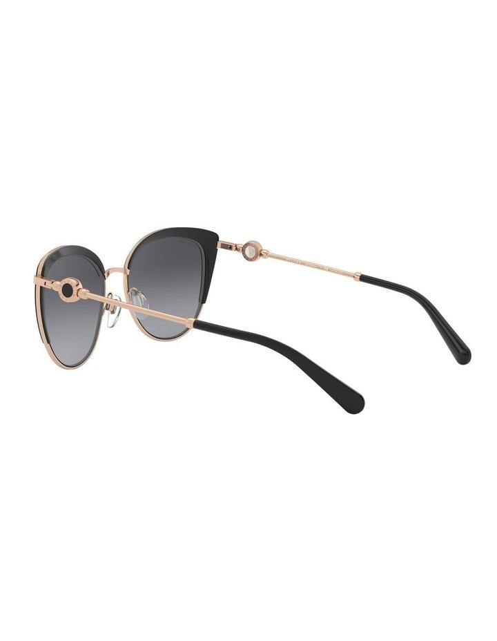 Grey Cat Eye Sunglasses 0BV6133 1526885002 P image 5