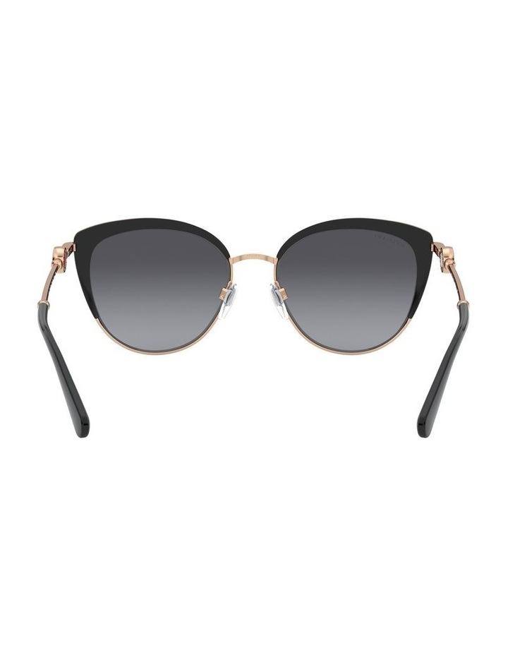 Grey Cat Eye Sunglasses 0BV6133 1526885002 P image 7