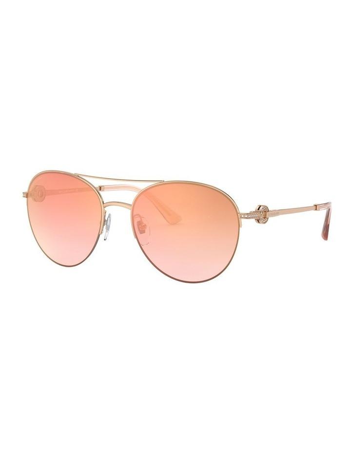 Pink Pilot Sunglasses 0BV6132B 1526886001 image 1